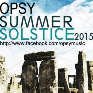 Opsy at Summer Solstice 2015 DI.FM