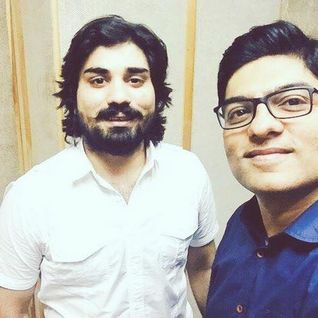ZAMAD BAIG - PAKISTAN MUSIC IDOL EXCLUSIVE INTERVIEW BY DR EJAZ WARIS ON MAST FM 103