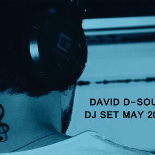 David D-Soul LIVE SET MAY 2013