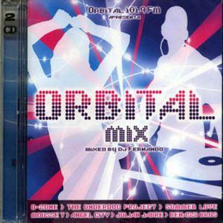 Orbital Mix 1 (2004) CD1