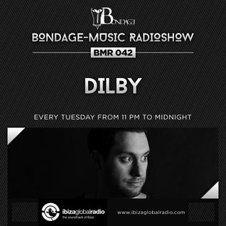 Bondage Music Radio #42 mixed by Dilby