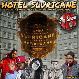 (Hotel Sluricane: Mixed By Sly) J. Stalin, Mac Dre, The Jacka, RIP The Jacka (TheSlyShow.com)