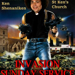 The Sunday Service radio show - Box Frequency FM no 22 - Kensploitation double bill part2