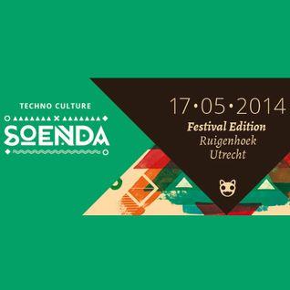 Nino & Frankie live @ Soenda Festival (Utrecht, The Netherlands) - 17.05.2014