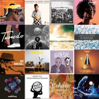 BALANCE BEST OF 2015 - Selected by Spacewalker