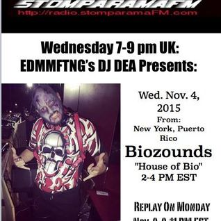 Bi☣ Z☢unds - Stomparama FM Radio Podcast 11-04-2K15