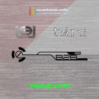 SWR TAKE-OVER @ TranZality Studios (LeeJ B2B Tekra)