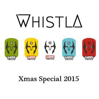 Bass Machine Christmas Special on Sub.FM 22nd Dec 2015