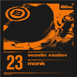 Drum Bassment 23_04.04.2011_mix by MONK