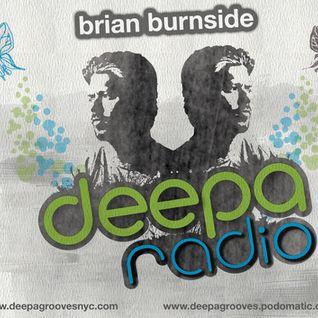 Brian Burnside deepa Radio | deepa del playa Miami Edition
