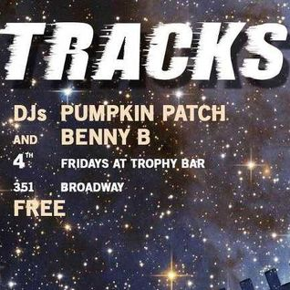 Pumpkin Patch & Benny B Live at Trophy Bar March 2012