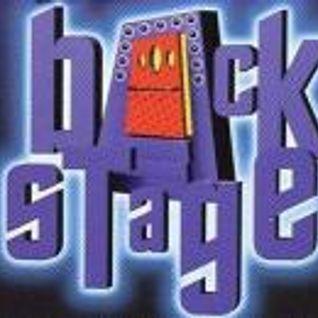 Bart Vinck @ Backstage Aalst (1998) knalsetje