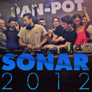 Pan-Pot Mixes OFF Sonar 2012 by day and night - mobilee at OFF Sonar 2012