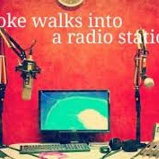 A Bloke Walks Into A Radio Station - April