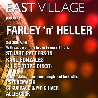 East Village Radio (pt2) 24.4.12 - inc guest mix Terry Farley