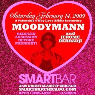 2009-02-14 - Moodymann & Jerome Derradji @ Valentine's Day Love Affair, Smartbar, Chicago