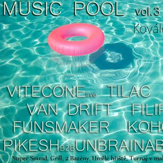Van Drift @ Music Pool - 13.7.2013