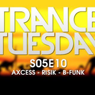 Trance Tuesday S5E10
