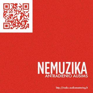 2013.04.23 - Nemuzika antradienio ausims