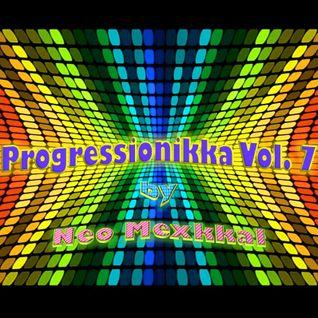 Progressionikka Vol. 7