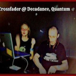Villa Synergy 13 march'13(Crossfader @Quantum 1febr'13)