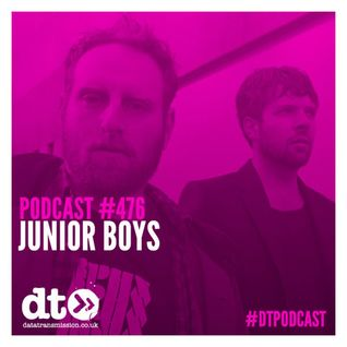 DTP476 - Junior Boys - Datatransmission
