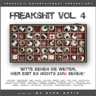 Zeitreise Tape - 7 Jahre Freakshit Compilation
