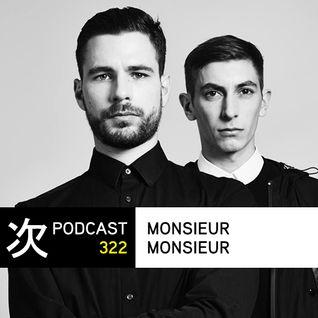 Tsugi Podcast 322 : Monsieur Monsieur