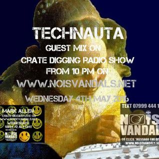 Noise Vandals  show 45_Guest mix from Technauta
