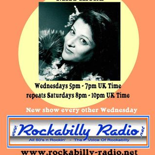 Hula Boogie! Radio Show Number 21 for Rockabilly Radio with Miss Aloha