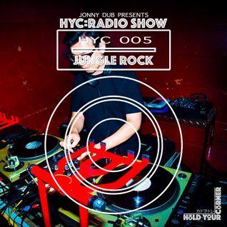 HYC 005 // JUNGLE ROCK // TOKYO