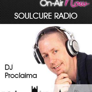 DJ Proclaima Soulcure - 180715 - @DJProclaima
