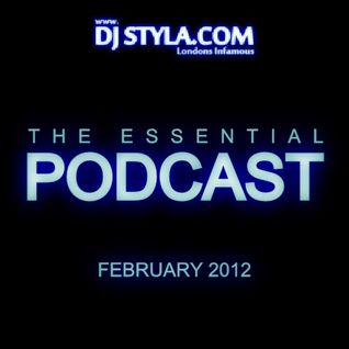 DJ Styla_Essential Podcast_Feb 2012