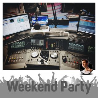 Michael T - Weekend Party DJ Set @ Radio3Net (04.04.2015)