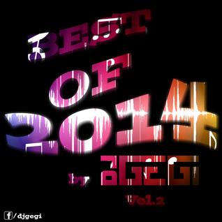 LIVE MIX by DJ GeGi BEST OF 2014 vol.2