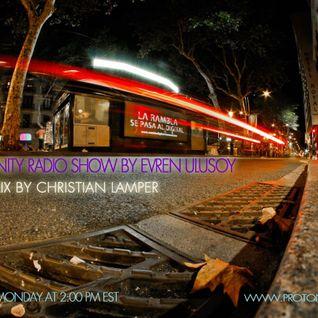 Kommunity radio show 08/04/13 guest mix Christian Lamper