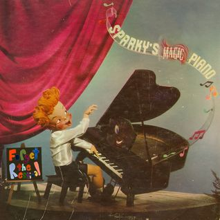Forget The Restival - Sparky's Magic Piano Mix