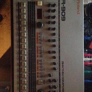 ARG Live Set TR-909+CASIO RZ-1+CYCLONE TT-303 BASS BOT_Part_Two