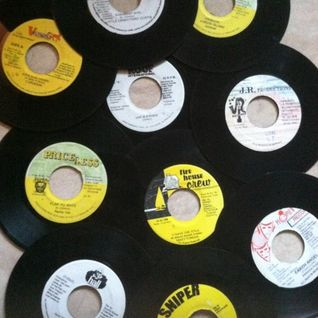 Burn Up! Nineties 45s Dancehall Tribute II