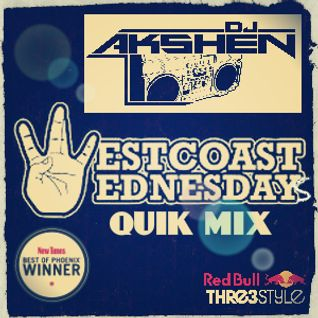 West Coast Wednesdays Quik Mix