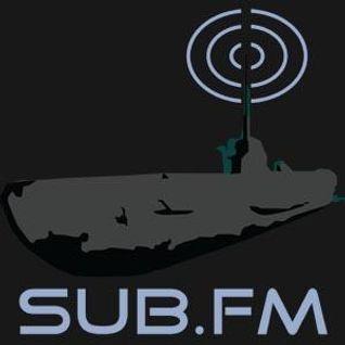 DJ Cable - Triangulum Show on Sub FM (05/09/11)