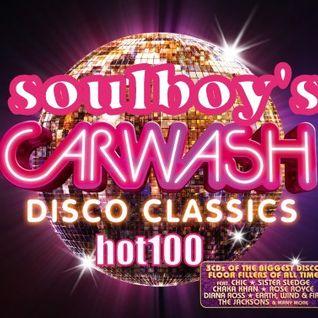 soulboy's carwash disco classics hot100