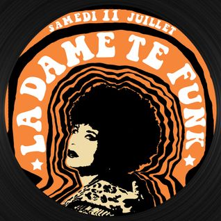 La Dame te Funk - Mixtape 4: JAN DECENT (Frénésies)