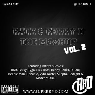 RATZ & PERRY-D THE MASHUP VOL. 2