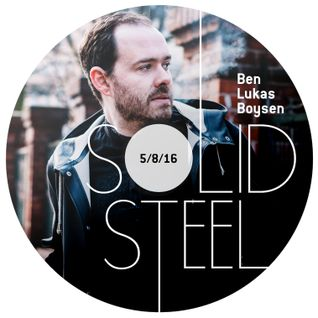 Solid Steel Radio Show 5/8/2016 Hour 2 - Ben Lukas Boysen