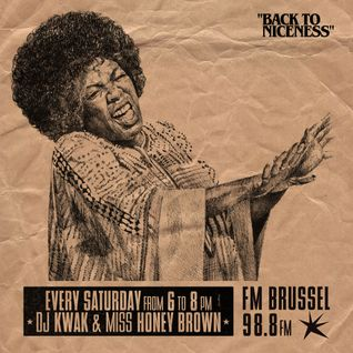Back To Niceness 14/12/13 (Nguzunguzu, Wiley, The Internet, Charles Bradley, Richard Colvaen, ...)