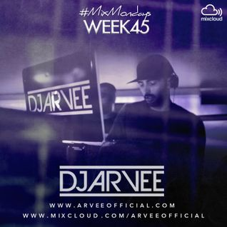 #MixMondays 10/11/14 (WEEK45) *GARAGE 2* @DJARVEE