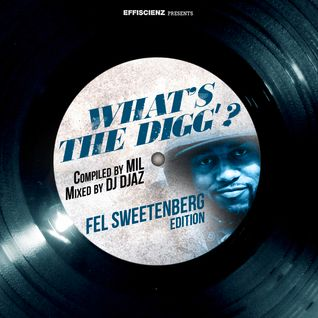 """WHAT'S THE DIGG'?"" FEL SWEETENBERG #edition (Compiled by MIL, Mixed by DJ DJAZ)"