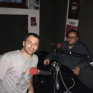 Geto Rudi & Robert Alagjozovski - Reggae Radio Takeover