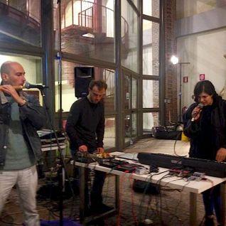 Tonylight+Adele H+Flavio Scutti live Sharing Design Fabbrica del Vapore 8/04/2014